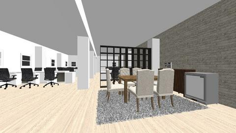 Twogether - Minimal - Office - by ma_tender
