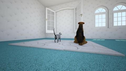 hi - Bedroom - by mariawinki