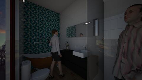 vonia 11 - Bathroom - by Dennkka