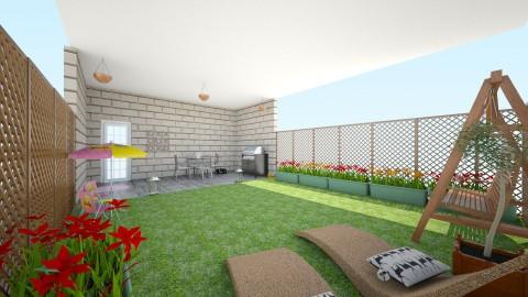 Garden - Garden - by simaoana