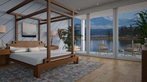 Coastal Living - Eclectic - Bedroom - by Theadora