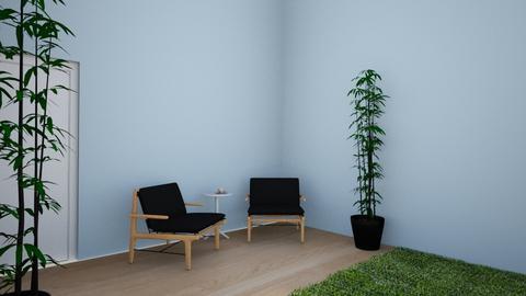 Dream Minimalistic house - Minimal - by hayleymarie34