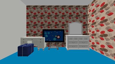 tonya - Bedroom - by hced