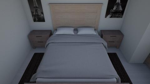Master Bedroom - Modern - Bedroom - by mathesj101