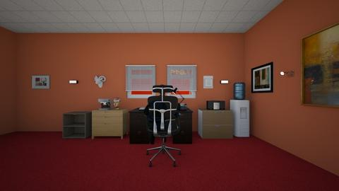 Afterlife Office - Office - by WestVirginiaRebel