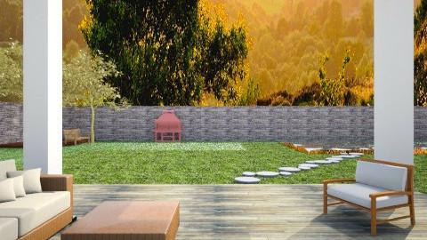garden - Modern - Garden - by mire roig