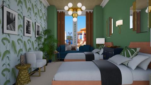 Eclectic Bedroom - Bedroom - by lauren_murphy