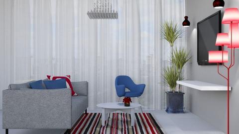 2731 - Living room - by Riki Bahar Elbaz