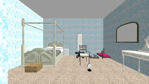 bedroom - Bedroom - by eliskovalova