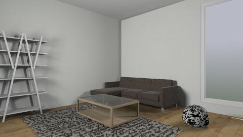 my living room - by SYDNEY WILSON