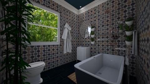 Came Brea Bathroom 3 - Bathroom - by Lisett