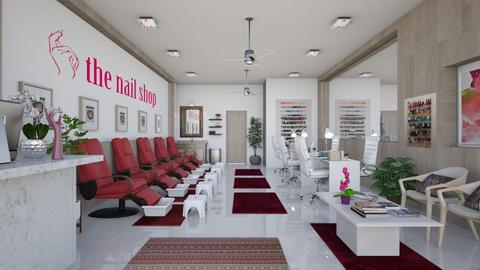 Nail Shop - by cambreemore3467