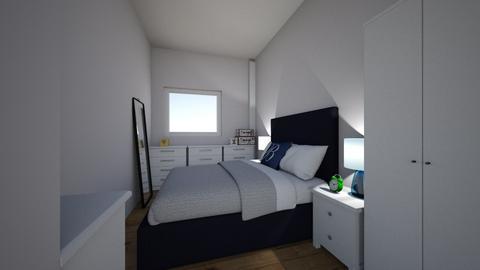 Nuestro cuarto - Bedroom - by Briones