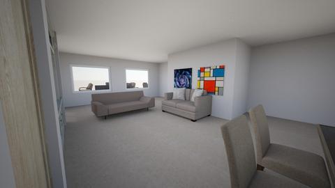 Living Room Flip - Minimal - by HuckinFarley