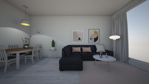 loren  - Living room - by ravit_orgad