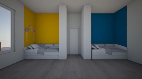 15012020 - Kids room - by chaimae saidoun