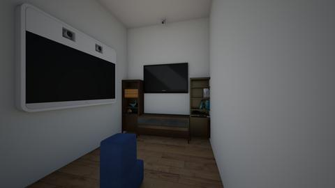 gaming room - Modern - by ark is the best