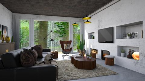 table objects - Modern - Living room - by soralobo