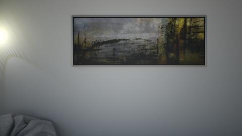 Draft 1 - Minimal - Bedroom - by Zhiyin229