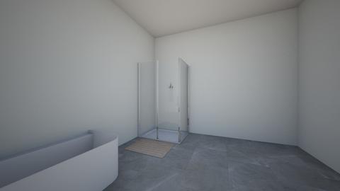 Megan Bathroom - Bathroom - by Megan Brumbaugh