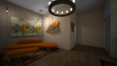 hotel room 10 - by mali savir