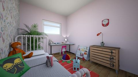 Marina 2 - Kids room - by eQuist
