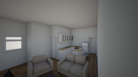 Serrano Studio - by Mattpotter79