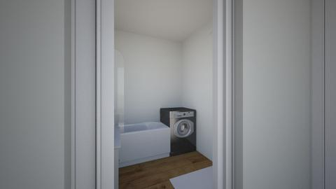 laz1 - Classic - Bathroom - by Sylwia Chudy