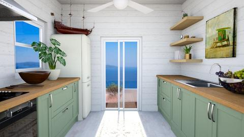 Nautical - Kitchen - by House of Fritz