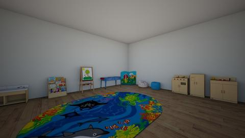 The Cool Kids Daycare - Modern - Kids room - by My name  is kitty