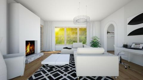 LR - Living room - by Cassandra Cafone Wright