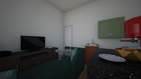 extra thicc room - Kitchen - by MidgetMan946
