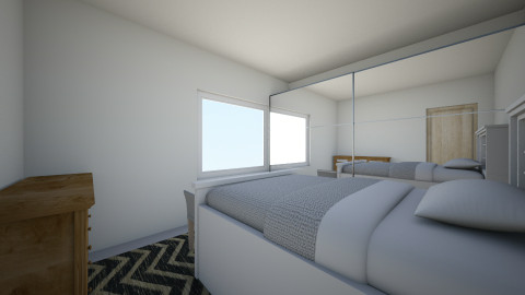 room1 - Bedroom - by DoraL