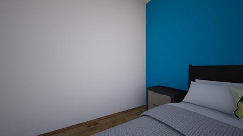 new room - Modern - Bedroom - by Jakob van Boemmel