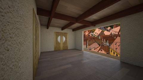 rustic - Rustic - Living room - by brentblues