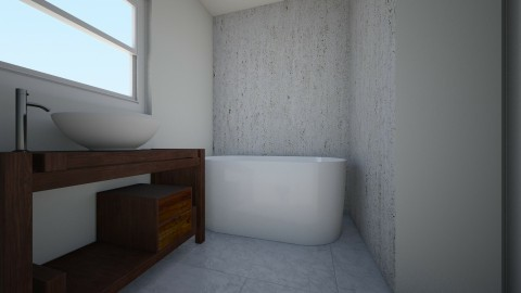 Leif Bathroom - Minimal - Bathroom - by dfalkman