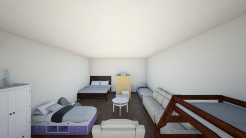 multi kids room - Vintage - Kids room - by iggy azelea expert 2016