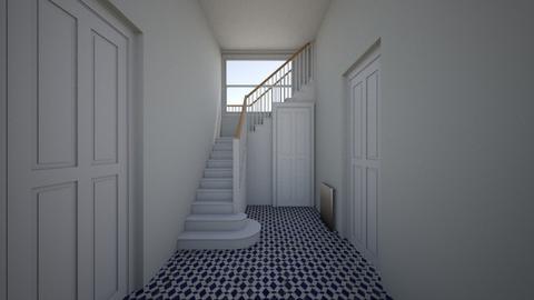 Hallway - by Lisett
