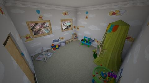 family home 56 - Modern - Kids room - by Stavroula Chatzina