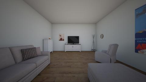 Konner Forbis - Living room - by MrsMurrey