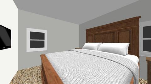 Master Bedroom - Bedroom - by jonteter