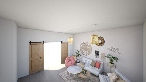 home - Feminine - Living room - by cellesterobert