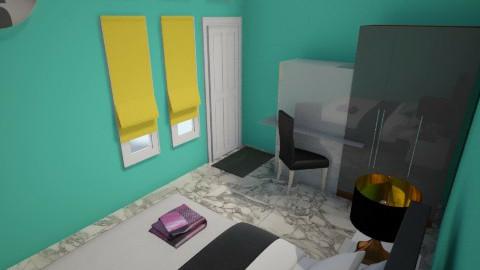 greenofme - Minimal - Bedroom - by herjantofarhan