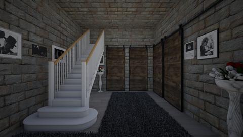 mansion 1 hall 2 - by guyciara87