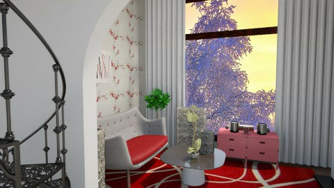 Cosy - Modern - Living room - by Teti