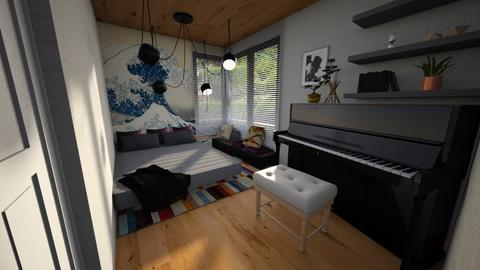 quarto2 - Bedroom - by jupitervasconcelos