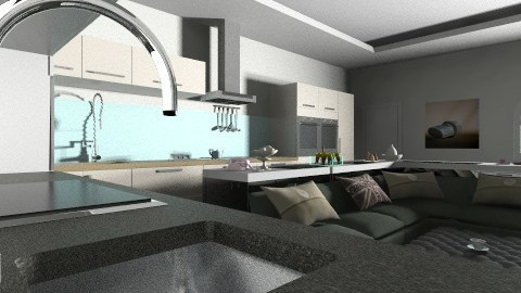 33333 - Classic - Kitchen - by Bandara Beliketimulla