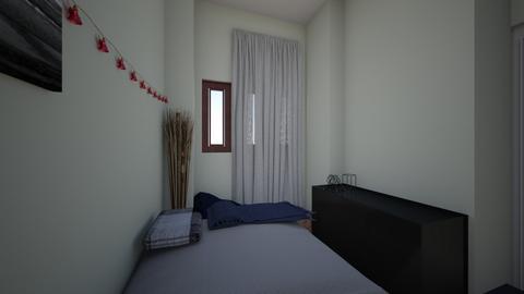 my room - Modern - Bedroom - by marina3ddd