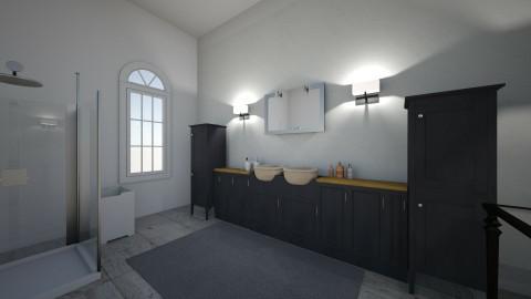 Bathrooom deluxe - Bathroom - by Dantevandenabeele