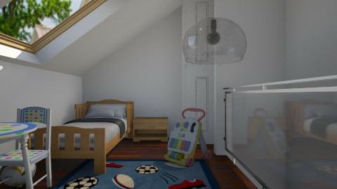 fgtjh - Kids room - by Zozan Deryalar